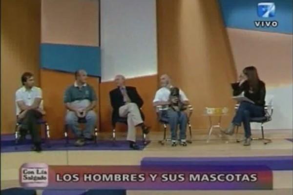 Gustavo Bianco Escuela Canina GB Con Lia y Raul Portales