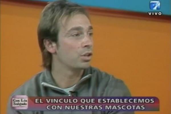 Gustavo Bianco Escuela Canina GB con Lia Salgado